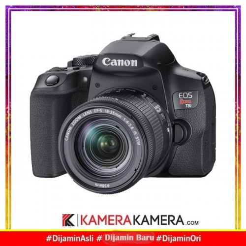 Canon Eos Rebel T6 Item Product Sample 02